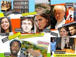 Amanda Knox - Murder Trial - Italian v. US Law - Double Jeopardy - 64 Slides