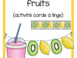 Suites fruits (Fruit Patterns)