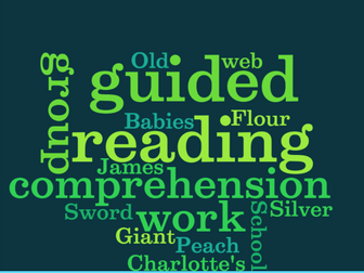 A complete half term's guided reading - Upper Key Stage 2  (Y5 & Y6) - Collection 5