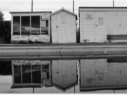 Photography decay presentation
