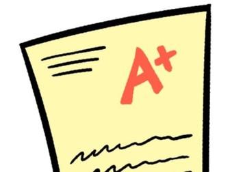 GCSE English Literature - A Christmas Carol Grade 7,8 and 9 Model Answers