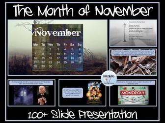 November  Presentation