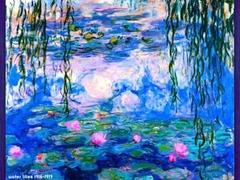 Claude Monet ~ Art History ~ Impression ~ Art ~ 231 Slides