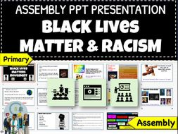 Black History Month BLM