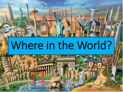 The Big Geography Quiz