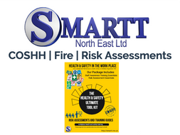 COSHH | Fire |  Risk Assessments