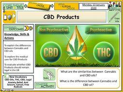 CBD Oils - Drugs Education