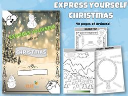 Christmas Express yourself Social and emotional