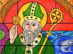 The Story of St Patrick Lesson plan and resources