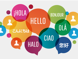 MFL Spanish Accents in Microsoft Office Display Poster