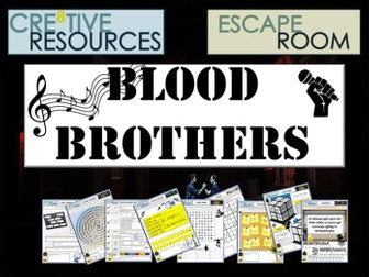 Blood Brothers Escape Room