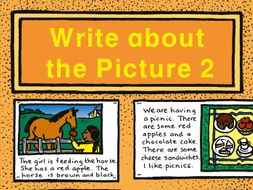 WRITE ABOUT THE PICTURE BOOK 2