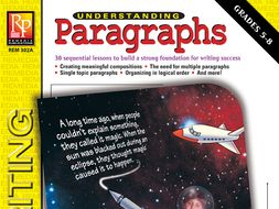 Understanding Paragraphs: Writing Basics Series