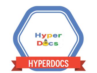 Simple Past vs Past Continuous HyperDoc