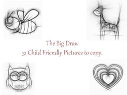 100 crazy cool drawing ideas for kids • craftwhack.
