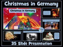 Christmas in Germany/Weihnachten