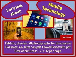 Mobile Technology : picture cards for discussion