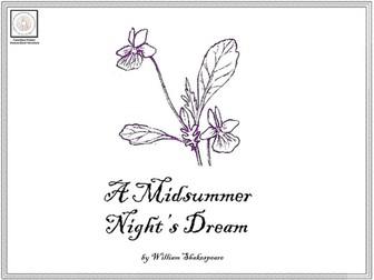 Methinks I'll Read Shakespeare: A Midsummer Night's Dream