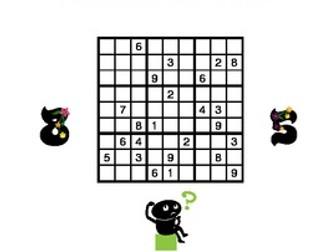 Sudoku Directions