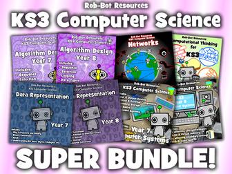 KS3 Computer Science SUPER BUNDLE!