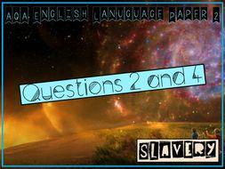 AQA English Language Paper 2, Section A GCSE Exam Practise
