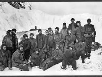 Ernest Shackleton comprehension KS2