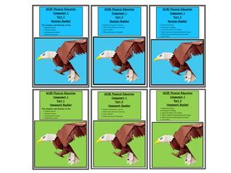 GCSE PE - Edexcel - Component 1 - Complete Revision and Homework Booklets