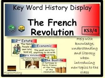 French Revolution Display