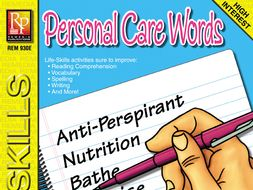 Personal Care Words: Life-Skill Lessons