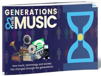 Generations and Their Music-FULL LESSONS