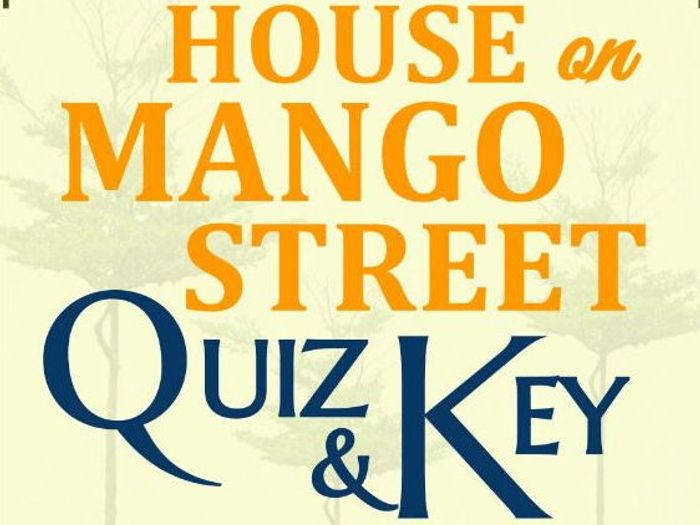 The House On Mango Street Quiz   Sections 1 4