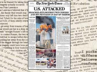 9/11 Emotive Language Newspaper Analysis