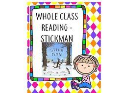 Whole Class Reading-Stick Man
