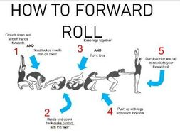 How to Forward Roll with Targets