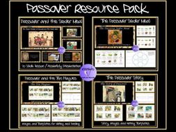 Passover Resources