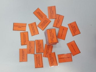 RESEARCH METHODS AQA Psychology 140  Revision Cards