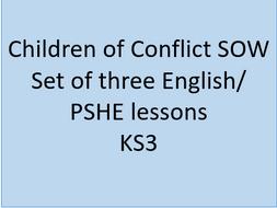 Children of Conflict SOW - KS3