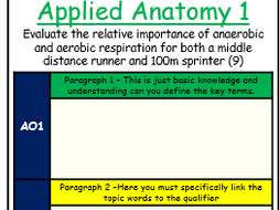 GCSE PE Extended Answer Booklet