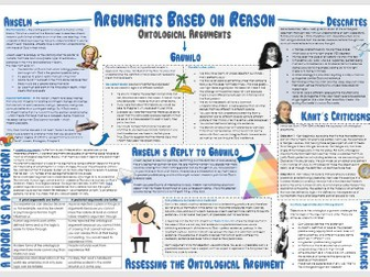OCR Philosophy of Religion: Arguments Based on Reason - Learning Mat
