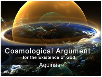 The Cosmological and Design Argument (WJEC A Level Religious Studies)