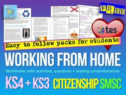 Home Learning Coronavirus Citizenship