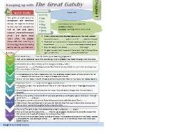 The Great Gatsby Plot Revision