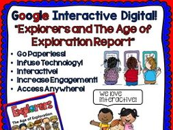 Google Drive Resource Explorers and The Age of Exploration Research Report