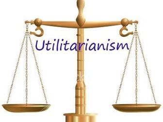 Utilitarianism (OCR A Level Religious Studies)
