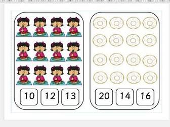 Count clip activity