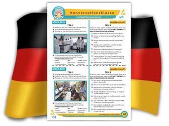 Wissenschaft - German Speaking Activity