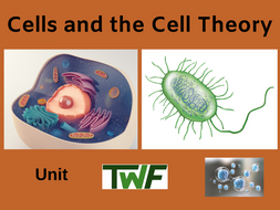 Cells and the Cell Theory Complete 5E Unit