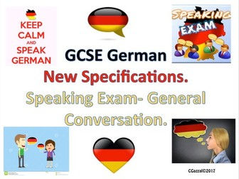 gcse german photo cards general conversation translations exam rubrics by cgazzal teaching. Black Bedroom Furniture Sets. Home Design Ideas