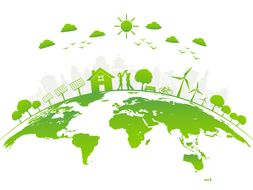 Environmental Sustainability / Renewables / Plastic Pollution English and Science Bundle