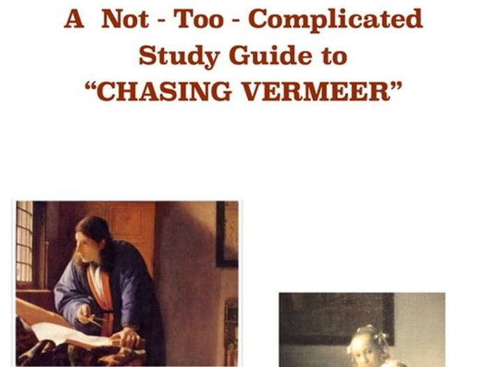 chasing vermeer a not too complicated study guide by spike rh tes com Island of the Blue Dolphins Study Guide chasing vermeer study guide answers